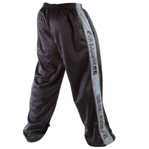 Gorilla Wear Track Pants zwart/grijs - achterkant alternatief