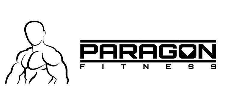 Paragon Fitness Bodybuilding Kleding Shirts Stringer Singlets Tanktops logo