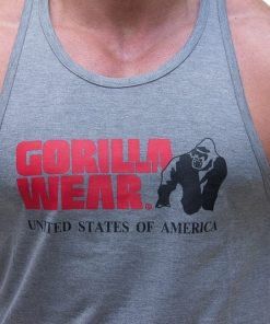 Gorilla-Wear-Classic-Tanktop-Grijs-detail1