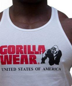 Gorilla-Wear-Classic-Tanktop-Wit-detail3