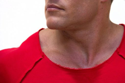 Gorilla-Wear-Classic-Work-Out-Top-Rood-detail2
