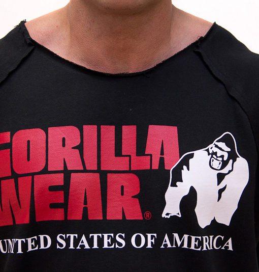 Gorilla-Wear-Classic-Work-Out-Top-Zwart-detail1