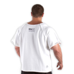 Gorilla Wear Classic Work Out Top wit - achterkant