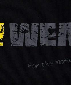 Gorilla-Wear-G!wear-Rib-Tanktop-Zwart_Geel-detail1