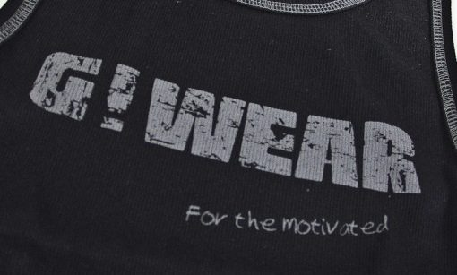 Gorilla-Wear-G!wear-Rib-Tanktop-Zwart_Grijs-detail1