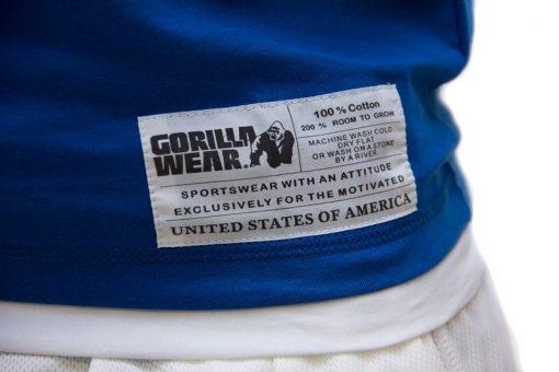 Gorilla-Wear-Logo-Stringer-Singlet-Blauw-detail3