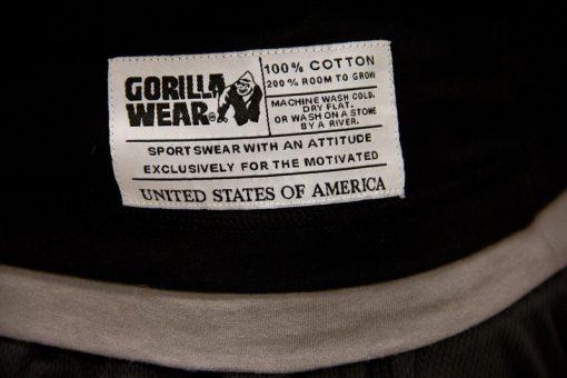 Gorilla-Wear-Logo-Stringer-Singlet-Zwart-detail3