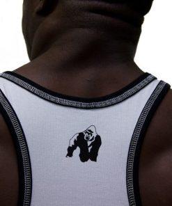 Gorilla-Wear-Stamina-Rib-Tanktop-Wit-detail2