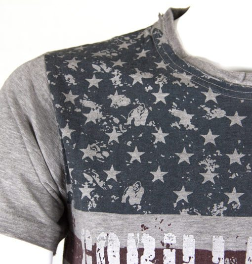 Gorilla-Wear-USA-Flag-T-Shirt-detail2