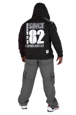 Gorilla-Wear-82-Jacket-Zwart-2