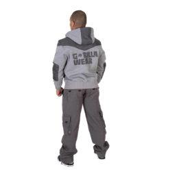 Gorilla-Wear-Disturbed-Jacket-Grijs-2