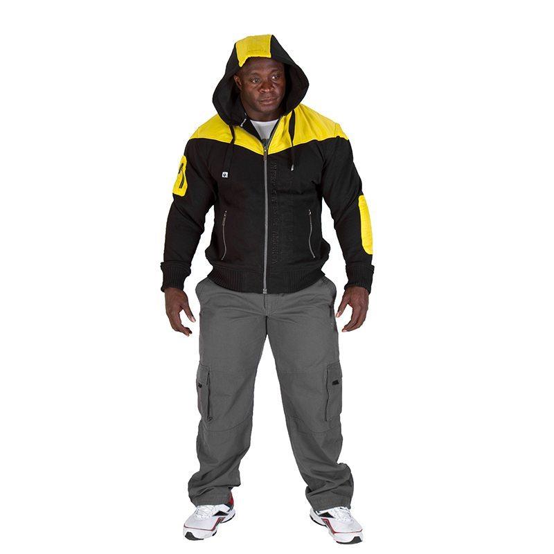 Gorilla-Wear-Disturbed-Jacket-Zwart_Geel-2