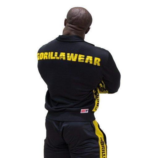Gorilla-Wear-Track-Jacket-Zwart_Geel-2