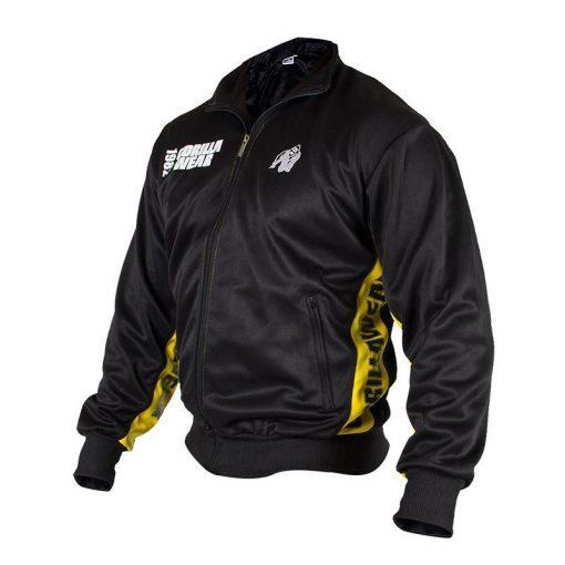 Gorilla-Wear-Track-Jacket-Zwart_Geel-3