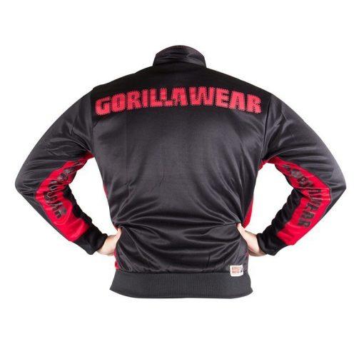 Gorilla-Wear-Track-Jacket-Zwart_Rood-4