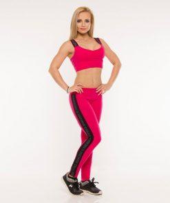 Nebbia Elastic 862 - Sporttop Dames Roze-1
