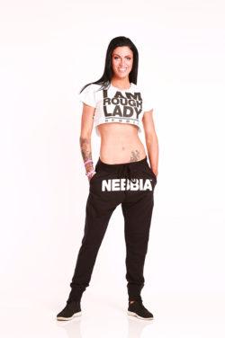 Nebbia Pudlo 874 - Sportbroek Dames Zwart-1