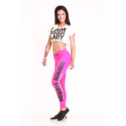Nebbia Supplex 809 - Sportlegging Roze-1