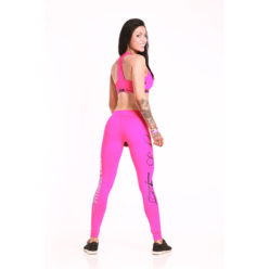 Nebbia Supplex 809 - Sportlegging Roze-2