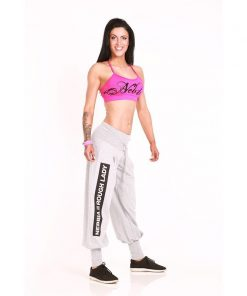 Nebbia Supplex 812 - Sporttop Dames Roze-2