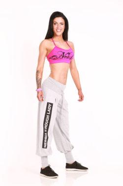 Nebbia Supplex 812 - Sporttop Dames Roze-2