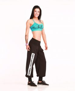 Nebbia Supplex 812 - Sporttop Dames Turquoise-1
