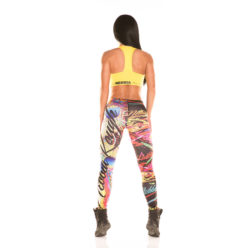 Nebbia Art Collection - Sportlegging Dames Disco-2