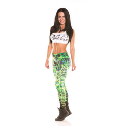 Nebbia Art Collection - Sportlegging Dames Groen-1