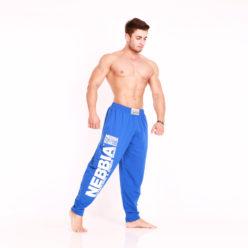 Nebbia Fitness Pants 910 - Fitness Broek Blauw-2