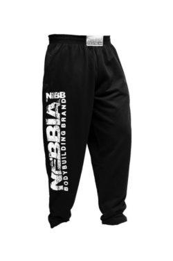 Nebbia Fitness Pants 910 Fitness Broek Zwart voorkant los