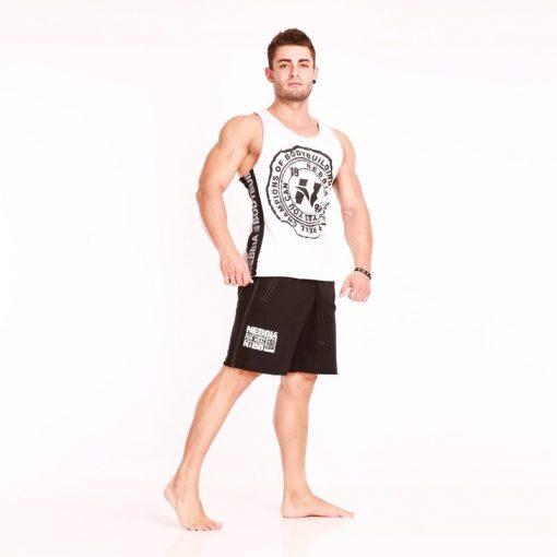Nebbia Fitness Shorts 944 - Fitness Korte Broek Zwart-1