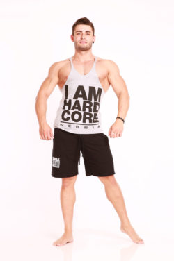 Nebbia Fitness Shorts 944 - Fitness Korte Broek Zwart-2