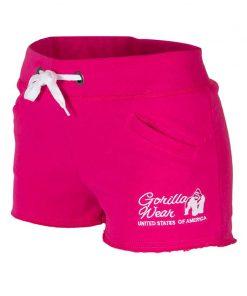 Gorilla Wear Dames Sportshort Roze1