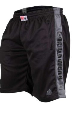 Gorilla Wear Track Shorts ZwartGrijs