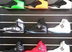 Ryderwear Raptors gewichthefschoenen in de winkel