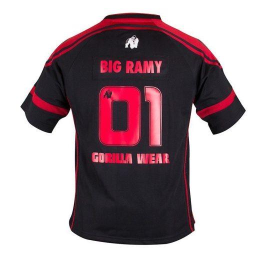 Gorilla Wear Athlete T-Shirt Gorilla Big Ramy-1