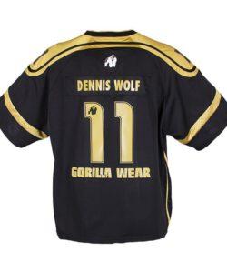 Gorilla Wear Athlete T-Shirt Gorilla Dennis Wolf-1