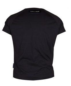 Gorilla Wear Memphis Mesh T-Shirt Zwart-2
