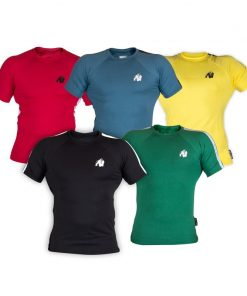 gorilla wear stretch tee alle kleuren