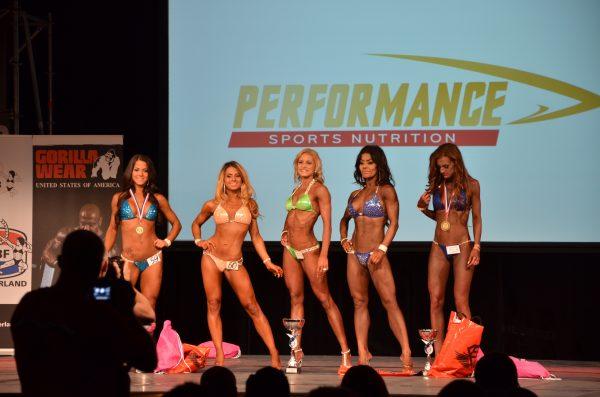 SAP Cup 2015 Bikini I top 5