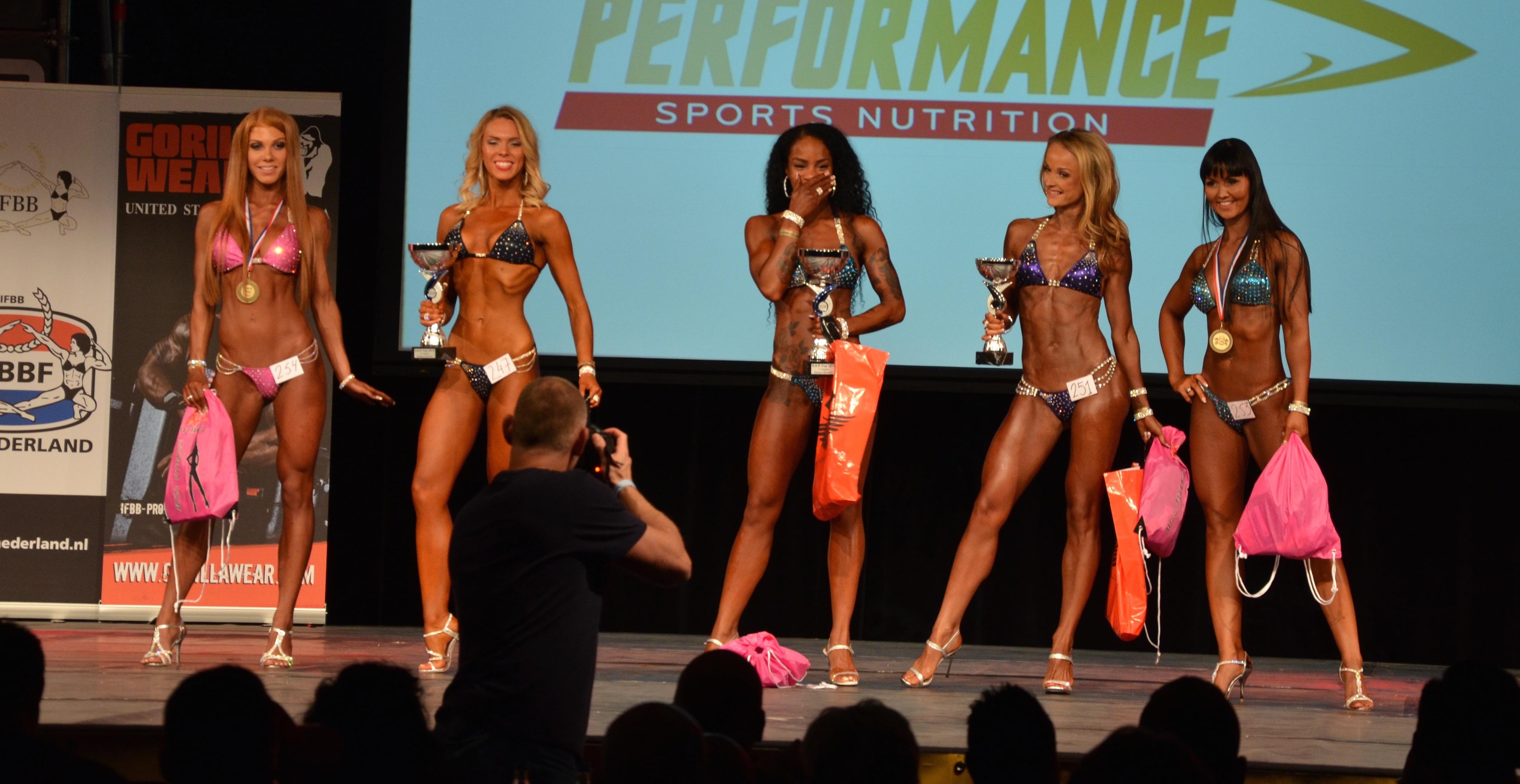 SAP Cup 2015 Bikini III top 5