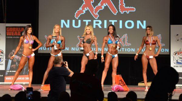 SAP Cup 2015 Bikini IV top 5