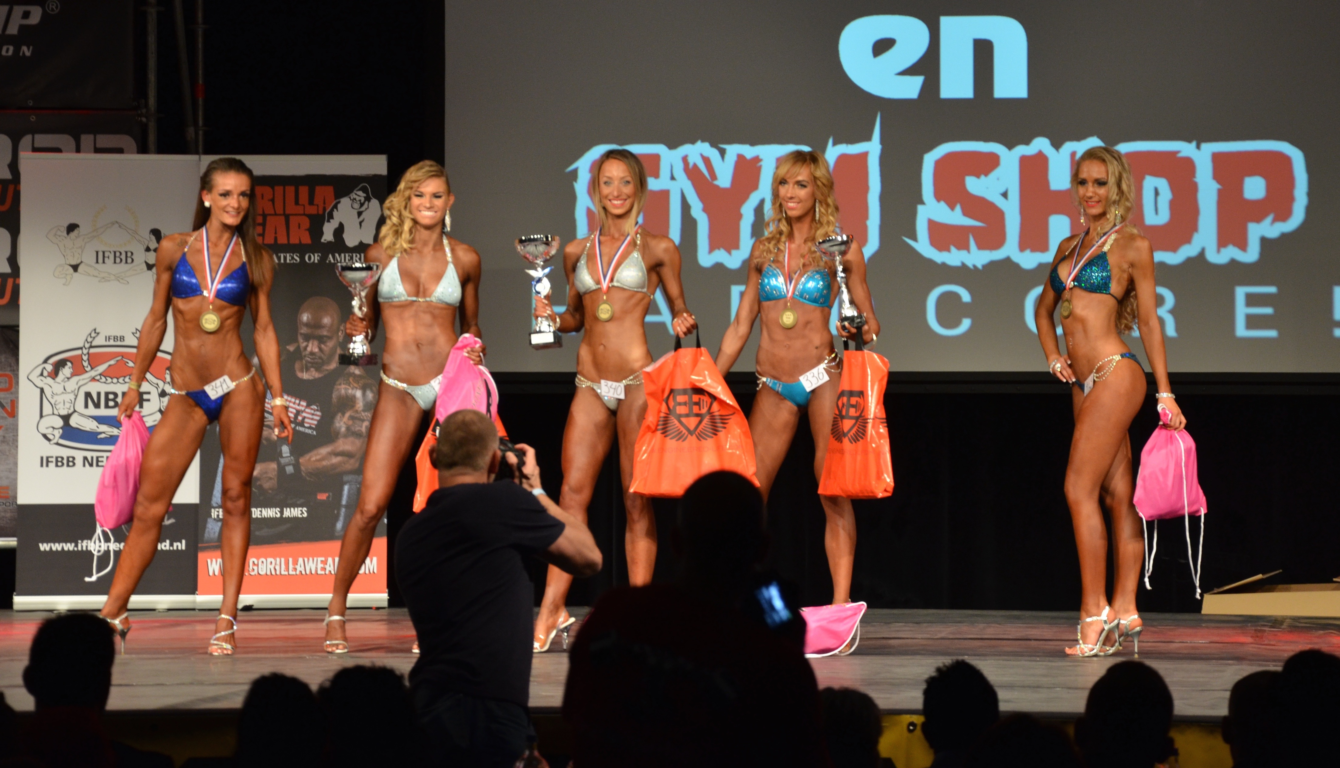 SAP Cup 2015 Bikini V top 5