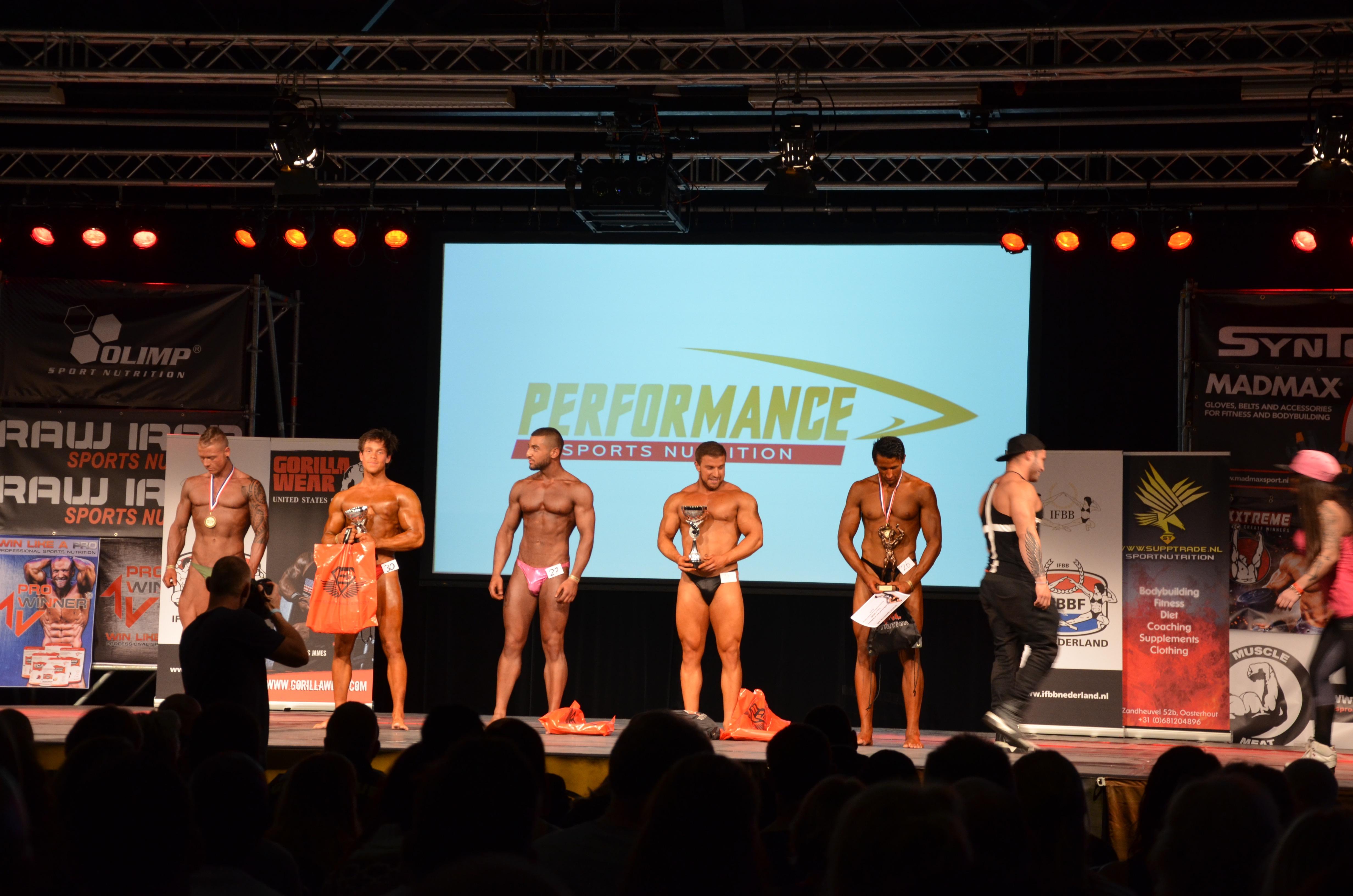 SAP Cup 2015 Junioren D plus 75 kg top 5
