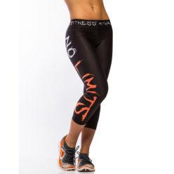 Korte Legging MyWay2Fitness - No Limits-1