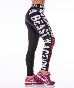 Sportlegging MyWay2Fitness - Mayhem & Destruction-1