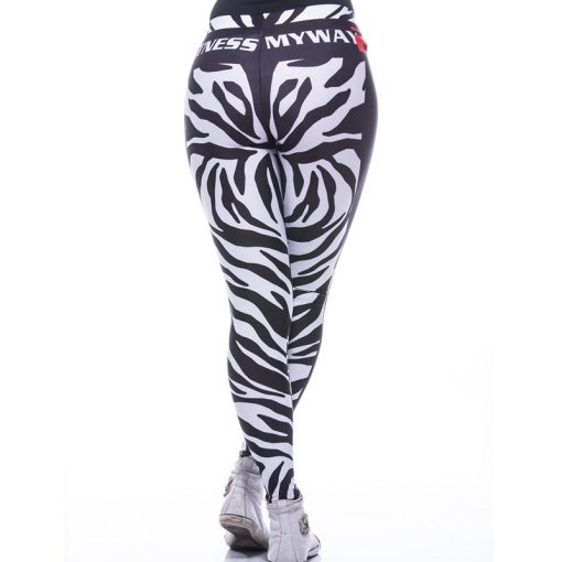 Sportlegging MyWay2Fitness - Zebranation-4