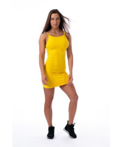 Fitness Dress Geel - Nebbia 219 1