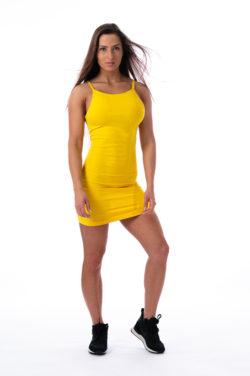 Fitness Dress Geel - Nebbia 219 1
