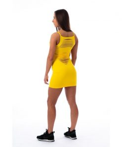 Fitness Dress Geel - Nebbia 219 2
